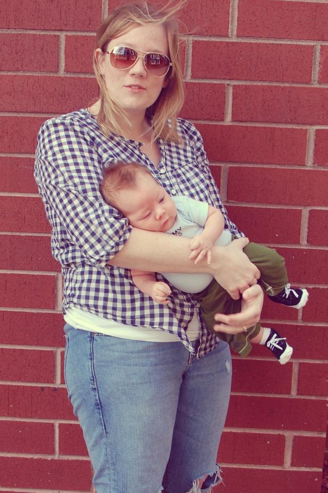 levi mama 8 weeks 2